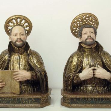 S.Ignazio e S.F.Saverio - fronte dopo il restauro