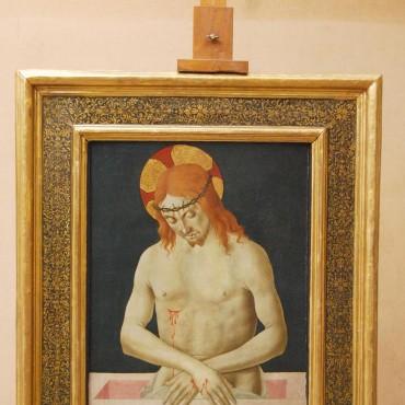 La Pietà di P.M.d'Amelia - intero dopo il restauro